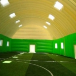 Air Inflated Sports Pitches in Coleraine 8