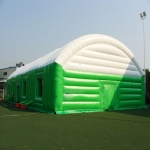 Inflatable Penalty Shootout Goals in Highland 10