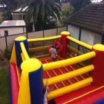 Paintball Bunker Inflatables in Banbridge 7