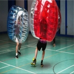 Inflatable Volleyball Courts in Merseyside 1
