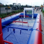 School Sports Inflatable Track in Aberdalgie 6