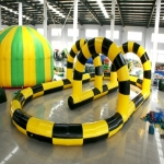 Premium Inflatables in Abertrinant 12