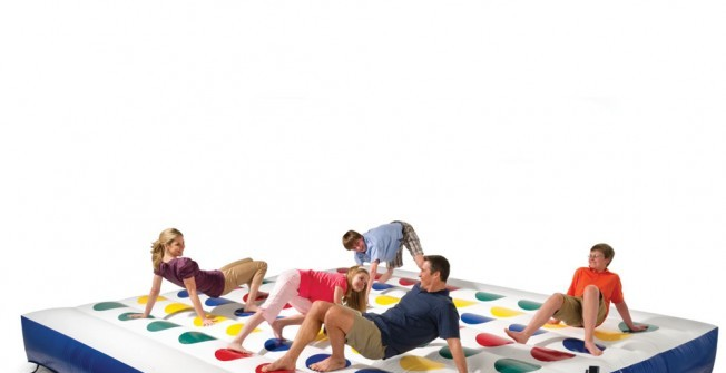 Inflatable Twister in West Yorkshire