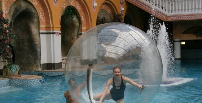 Inflatable Aqua Hamster Balls in Achintee