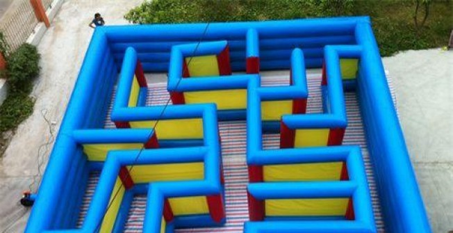 Inflatable Maze Suppliers in Cumbria