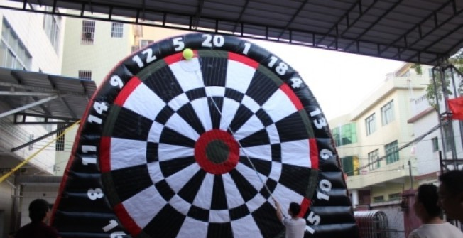 Ball Darts Game for Sale in Abthorpe