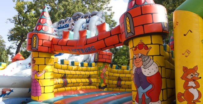 Bouncy Castles for Sale in Stirling