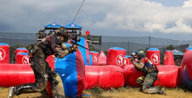 Inflatable Paintball Bunkers  in Banbridge