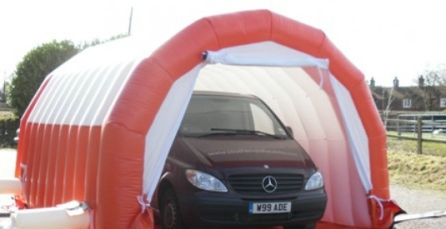 Inflatable Car Tent For Sale in Wiltshire