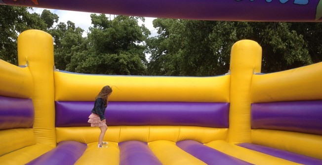 Big Bouncy Castles in Penygarn