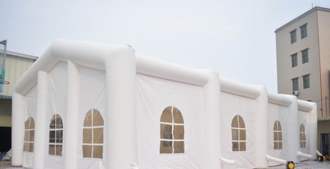 Blow Up Marquee Suppliers in Bedfordshire